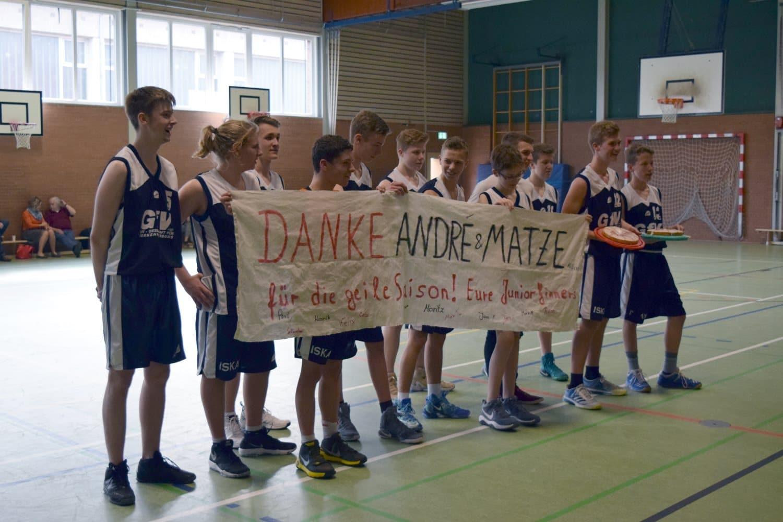 U16 ist Meister der Bezirksklasse Ost!